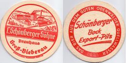 #D200-015 Viltje Schönberger - Sous-bocks