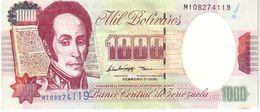Venezuela P.76c 1000 Bolivares 1998  Unc - Venezuela