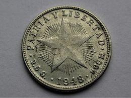 Cuba 10 Centavos 1948 - Cuba