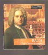 CD + LIVRET - BACH Chefs D'oeuvre Baroques - Les Grands Compositeurs - Baroque N°2 - 2003 - Classique