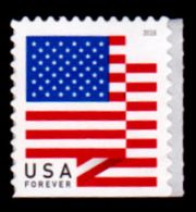 USA, 2018,#5262  Flag, Single,  MNH, VF - Etats-Unis