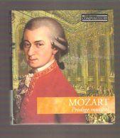 CD + LIVRET - MOZART Prodige Musical - Les Grands Compositeurs - Classique N°1 - 2003 - Classique