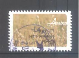 France Autoadhésif Oblitéré N°1442 (une Moisson De Céréales - Avoine) (cachet Rond) - France
