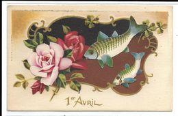 1ER AVRIL - POISSON D'AVRIL - Editeur IDA N° 634 - 1er Avril - Poisson D'avril