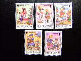 Isla De Man Isle Of Man 1993 Navidad Noël Chistmas Yvert 600 / 04 ** MNH - Isola Di Man