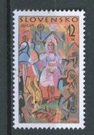 Europa CEPT Slovaquie - Slovakia - Slowakei 1998 Y&T N°266 - Michel N°309 *** - Europa-CEPT
