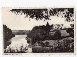 6 - ROBERTVILLE - Vue De L'hôtel Du Lac Prise Du Village - Waimes - Weismes