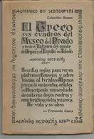 EL GRECO Par F CASES Y Ruiz DEL ARBOL - Cultural