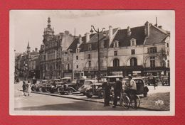 Chaumont  -  La Place  - Abimée - Chaumont