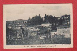 Chancenay  --  Vue Générale - France