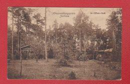 Zeithain  --  Truppen - Ubungsplatz  -  Im Offizier Park - Zeithain