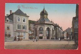 Spa  - Fontaine  Du Pouhon Pierre - Spa