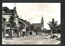 AK Sonsbeck, Hochstrasse Mit Kirche - Unclassified