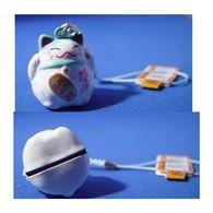 Decorative Strap : Maneki Neko ( Grelot ) - Charms