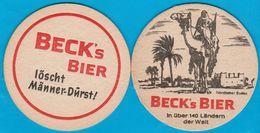 Brauerei Beck's Bremen ( Bd 1571 ) - Bierdeckel