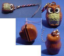 Decorative Strap : Fukurou ( Grelot ) - Charms