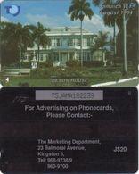 184/ Jamaica; Devon House, CP 75JAMA - Jamaica