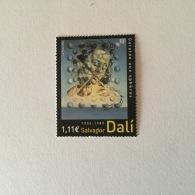 FRANCE 2004  1.11e Salvador Dali Artist  Superbe-MUH Yv3676 - Neufs