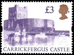 1995 £3 Harrison Castle Unmounted Mint. - 1952-.... (Elizabeth II)