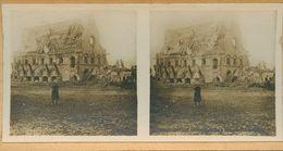 118 - GUERRE 1914-1918 - BELGIQUE - Bataille De L'YSER - Les Vieilles Halles à NIEUPORT - Nieuwpoort