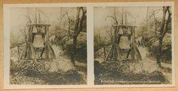 119 - GUERRE 1914-1918 - AISNE - CRAONNE - La Cloche De VASSOGNE Sert De Signal Pour Les Gaz - Craonne