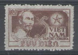 VIETNAM Du Nord:  N°65B NSG       - Cote 35€ - - Viêt-Nam