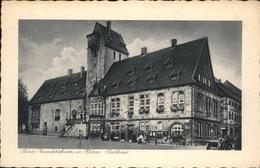 41227935 Bad Gandersheim Rathaus  Bad Gandersheim - Bad Gandersheim