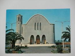 LATINA - Frazione Borgo Podgora - Chiesa Mater Dei - Latina