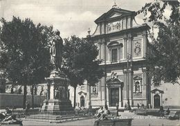FIRENZE CHIESA SAN MARCO/ XIII CONFERENZA TRAFFICO E CIRCOLAZIONE STRESA 27-30/9/56  (127) - Firenze (Florence)