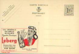 Carte Postale Neuve – PUBLIBEL N° 1248 « Léberg » - Entiers Postaux