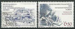 UNO WIEN 1986 Mi-Nr. 60/61 O Used - Aus Abo - Centre International De Vienne