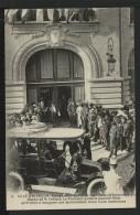 61 ALENCON - Inauguration De L'Hôtel Des Postes - Départ De M. CAILLAUX - TRES BELLE - Alencon
