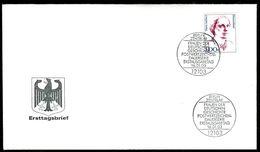 40415) BRD - Mi 2305 - FDC - 100C     Frauen - FDC: Briefe