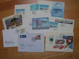 Russia Russland  Cover Lot - Briefmarken