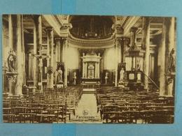 Farciennes Intérieur De L'église - Farciennes