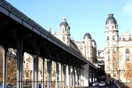 Paris XVI (75)-METRO-Pont De Bir-Hakeim (Edition à Tirage Limité) - Métro