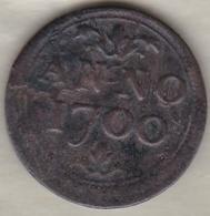 ASSEMBLÉE DU CLERGÉ ET JETONS RELIGIEUX Méreau De Saint-Pierre De Liège 1700 - Royal / Of Nobility