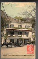 Le Loup (06 Alpes Maritimes) Hotel Des Gorges Du Loup, Maison Cazagnaire  (PPP8061) - Autres Communes