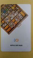 SCHEDA TELEFONICA ITALIANA - PROVE E PROTOTIPI -C&C 5419  BERTELLO CARTE VALORI  SAMPLE - [4] Collections