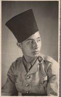 MILITAIRE EN TENUE 11e GAPCA MAROC - Guerre 1939-45