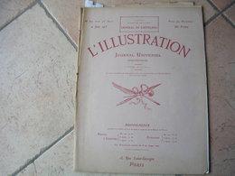 L'ILLUSTRATION  N° 3771 - 12 JUIN 1915 - Zeitungen