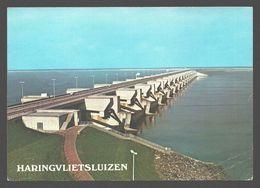 Stellendam - Haringvlietsluizen - Nederland