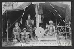 LYON - Exposition Coloniale 1914 - Tente De Nomades Tunisiens - Lyon