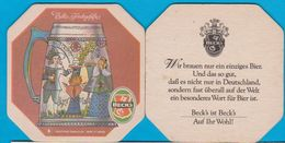 Brauerei Beck's Bremen  ( Bd 1581 ) - Sous-bocks