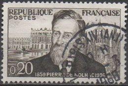 FRANCE  1960    N°1242  __OBL VOIR SCAN - France