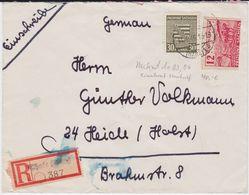 SBZ Provinz Sachsen Div RBf Thale Harz 1946 - Sowjetische Zone (SBZ)