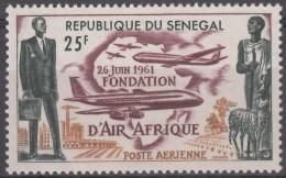 PA N° 36 Du Sénégal - X X - ( E 538 ) - Avions