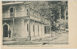Seychelles  Mahé  Edit Ohashi The Government's Office And Council Chamber - Seychellen