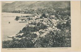 Seychelles Port Victoria  Edit Ohashi - Seychelles