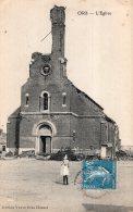 V12529 Cpa 59 Ors - L'Eglise - France